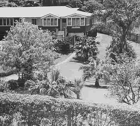 Typical style of home dwelling in Queensland